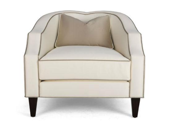 60-0286蓬巴杜高端定制家具单人沙发