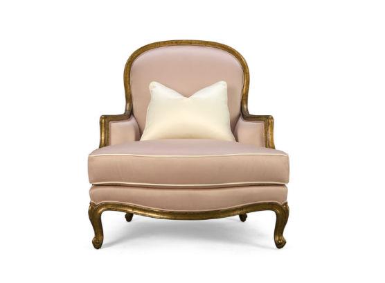 60-0327蓬巴杜酒店家具单人沙发