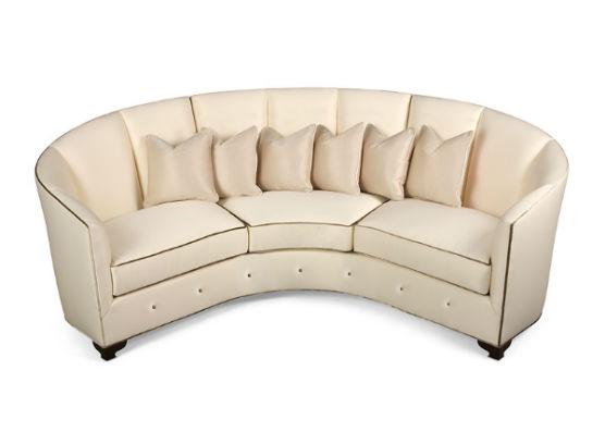60-0331蓬巴杜酒店家具CG家具三人沙发