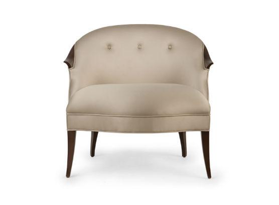 60-0367蓬巴杜高档家具单人沙发