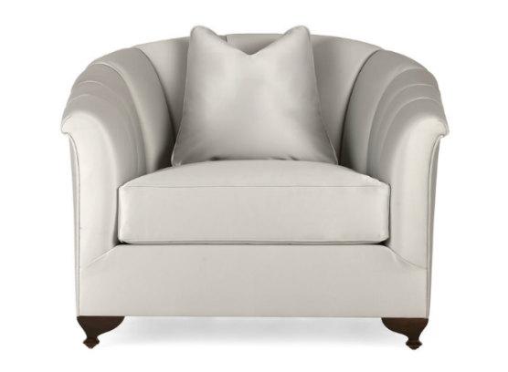 60-0376蓬巴杜高档家具CG家具单人沙发