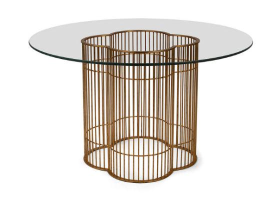 76-0278蓬巴杜高端定制家具休闲桌