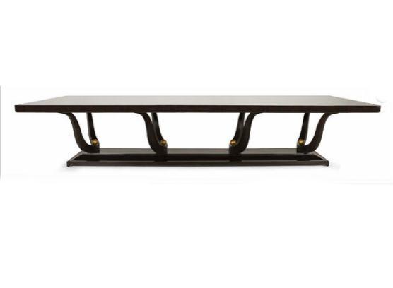 76-0161蓬巴杜高档家具CG家具餐桌