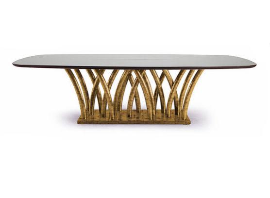 76-0163蓬巴杜高端定制家具餐桌