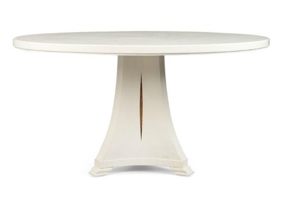 76-0219蓬巴杜别墅家具餐桌