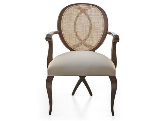 30-0112蓬巴杜CG家具欧式家具餐椅
