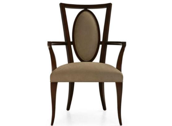 30-0114蓬巴杜CG家具酒店家具餐椅