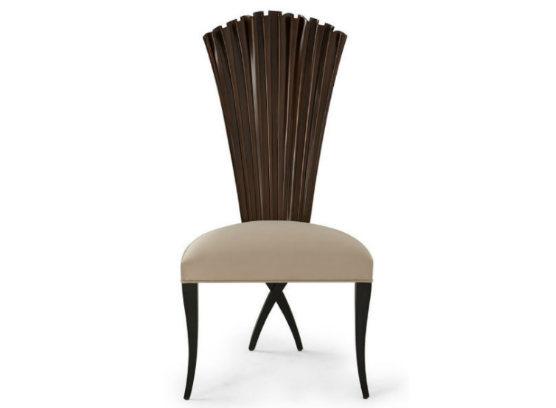 30-0121蓬巴杜CG家具别墅家具餐椅