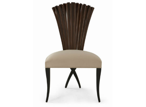 30-0110蓬巴杜CG家具酒店家具餐椅
