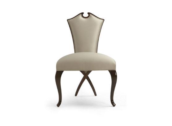 30-0002蓬巴杜CG家具别墅家具餐椅