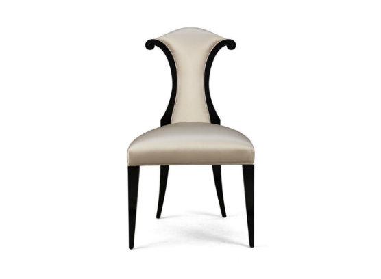 30-0026蓬巴杜CG家具新古典后现代家具餐椅