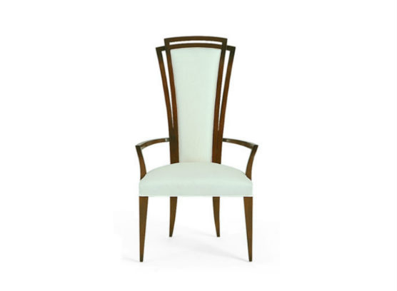 30-0044蓬巴杜新古典后现代家具餐椅
