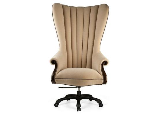 60-0346蓬巴杜CG家具高档家具办公椅