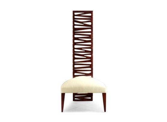 60-0238蓬巴杜CG风格家具酒店家具休闲椅
