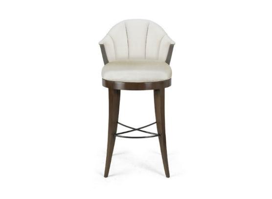 60-0266蓬巴杜别墅家具CG家具吧椅
