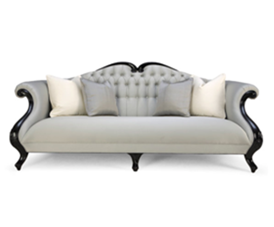 60-0600蓬巴杜CG家具系列两人位沙发