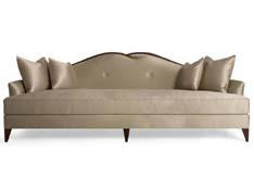 60-0475 蓬巴杜别墅家具CG家具三人沙发