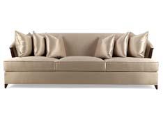 60-0489 蓬巴杜别墅家具CG家具三人沙发
