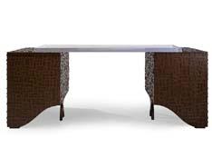 83-0012 蓬巴杜家具CG家具书桌