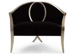 60-0429 蓬巴杜家具CG家具休闲沙发